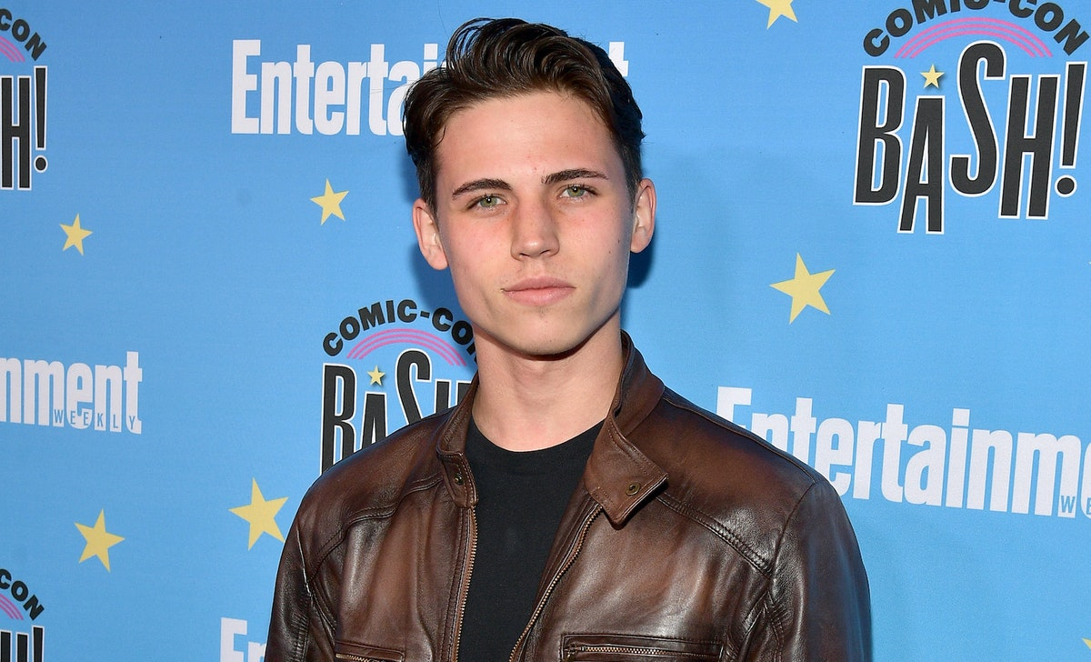 Tanner Buchanan will star with Addison Rae in 'He's All That.'