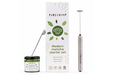 Modern Matcha Starter Set by PureChimp