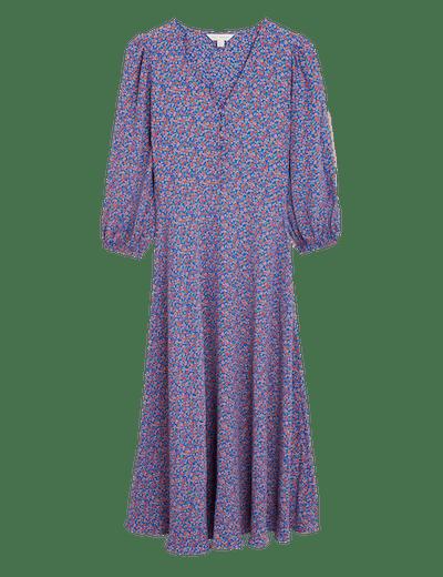 M&S x Ghost dress