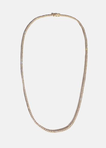 Diamond Eternity Necklace