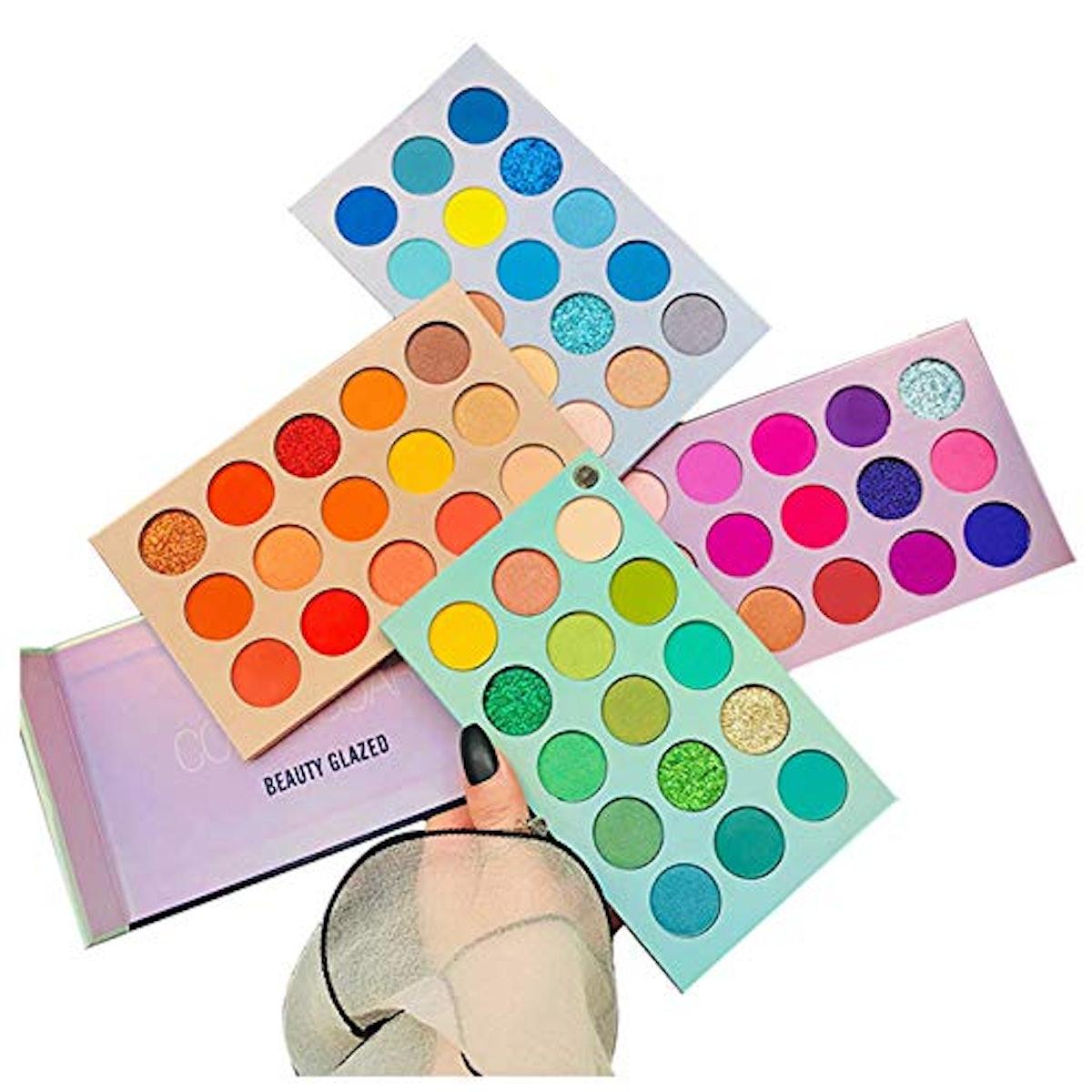 BestLand 60 Colors Eyeshadow Palette