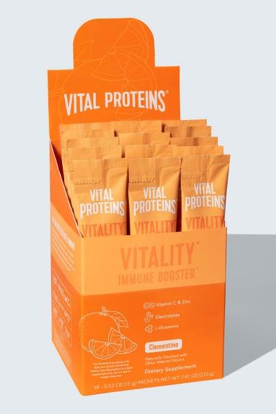Vitality Immune Booster