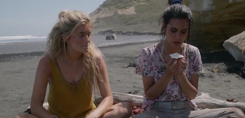 Amazon's new 'The Wilds' series follows a group of teenage girls who were intentionally stranded on an island.