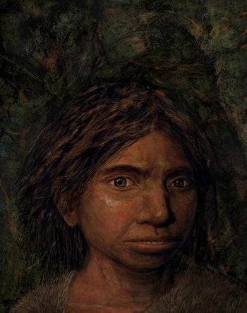 ancient human denisovan