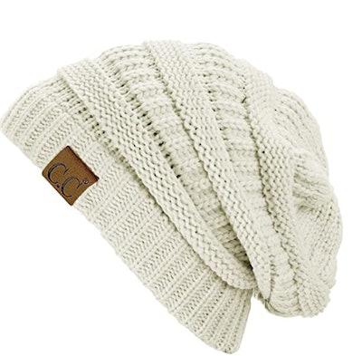 CC Chunky Knit Beanie