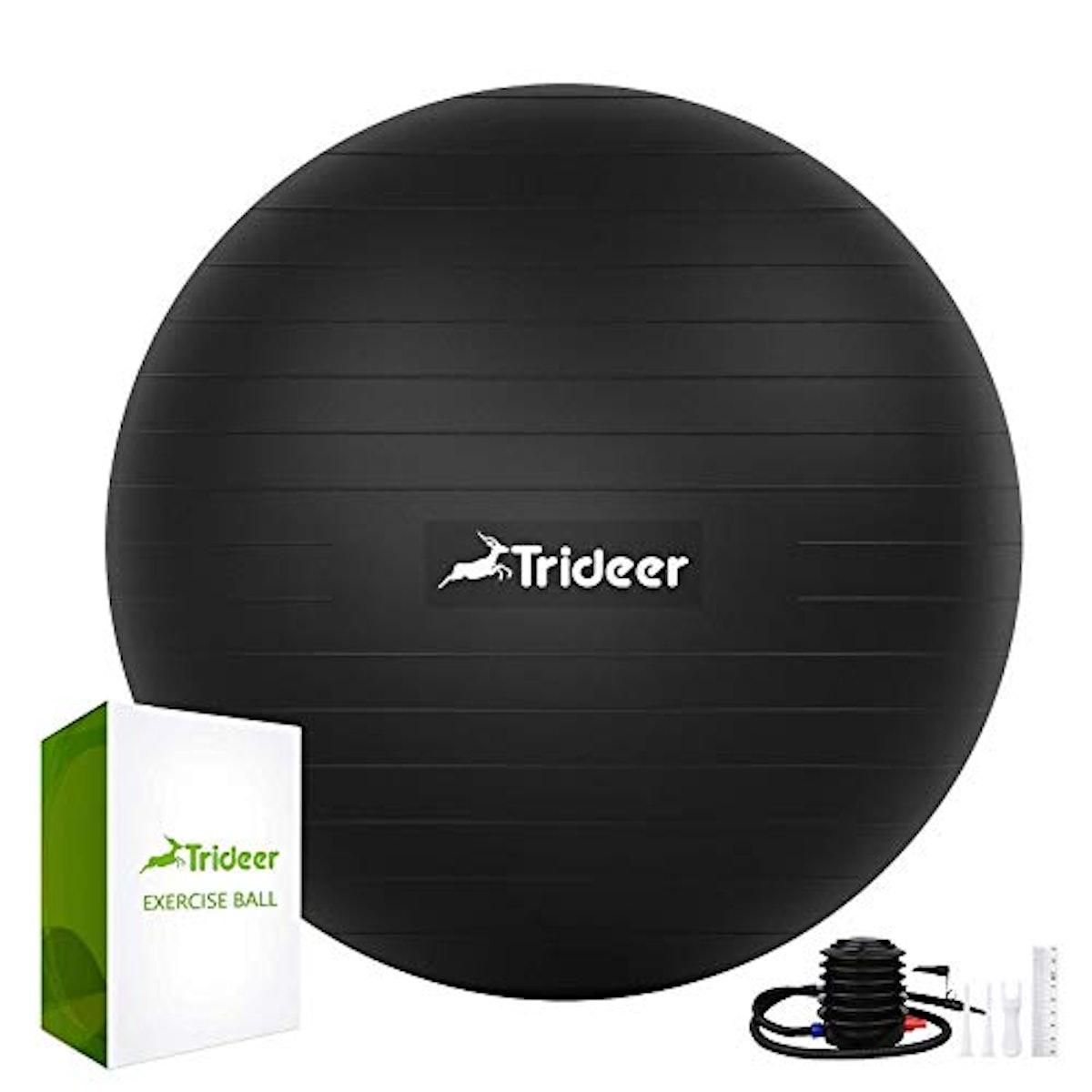 Trideer Exercise Ball (45-85cm)