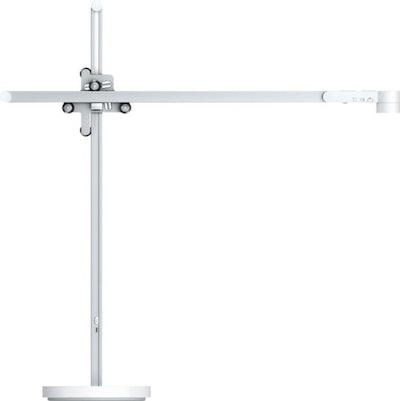 Lightcycle Desk Task Light - White/Silver