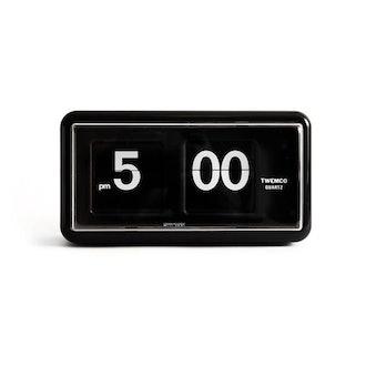 Midcentury Flip Clock