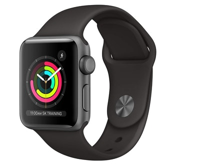 Apple Watch Series 3 in Space Gray