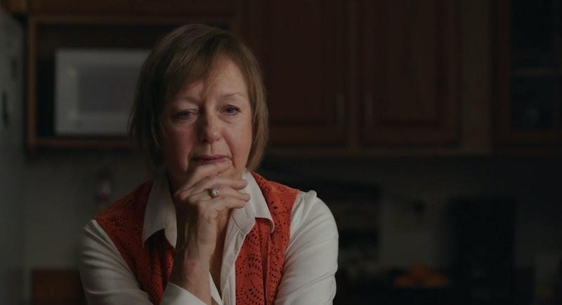 Jill Platt in HBO's 'Murder on Middle Beach.'