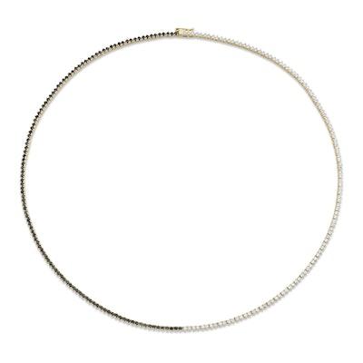 Othello Tennis Necklace