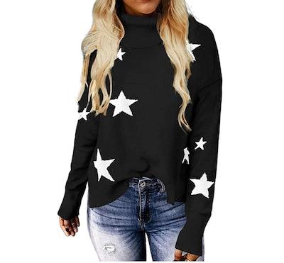 Actloe Turtleneck Sweater