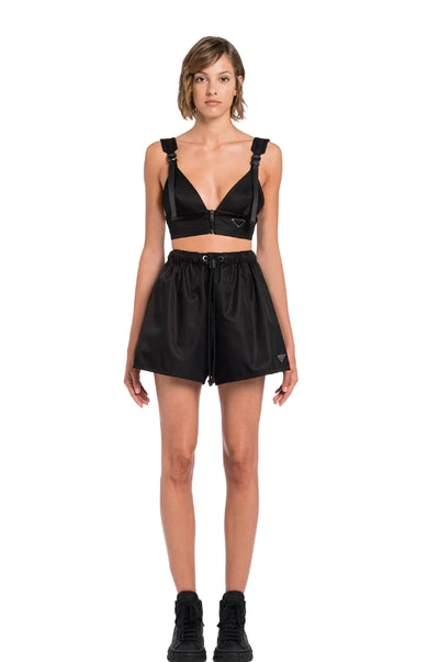 Re-Nylon Gabardine Shorts
