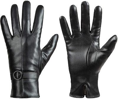 Dsane Women's Touchscreen Winter Gloves