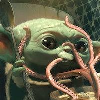 'The Mandalorian' concept art shows a change to Baby Yoda
