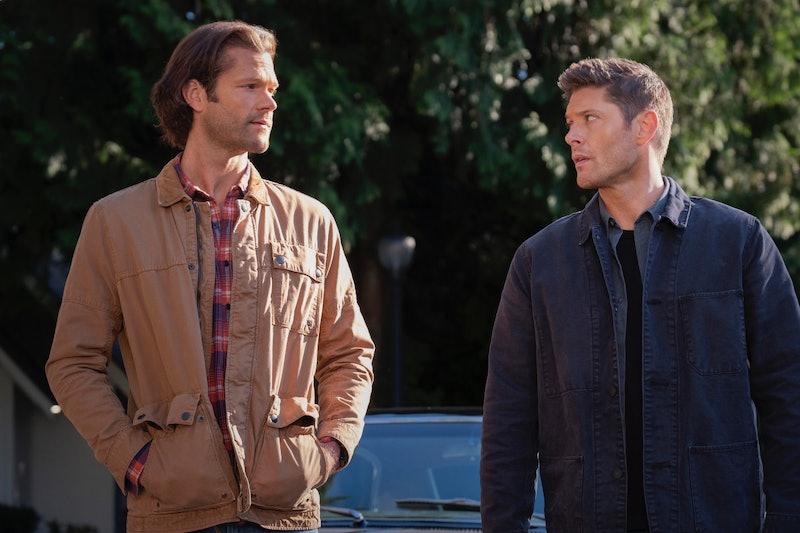 Sam and Dean on 'Supernatural'