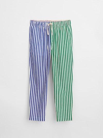 P'Jimmies Sleep Pant in Scrambled Stripes