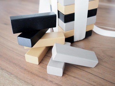 Wood Building Blocks
