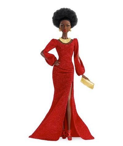 Barbie Signature 40th Anniversary First Black Barbie Doll