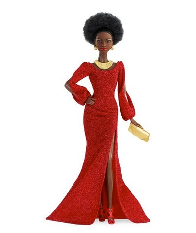 Barbie Signature 40th Anniversary First Black Barbie Doll