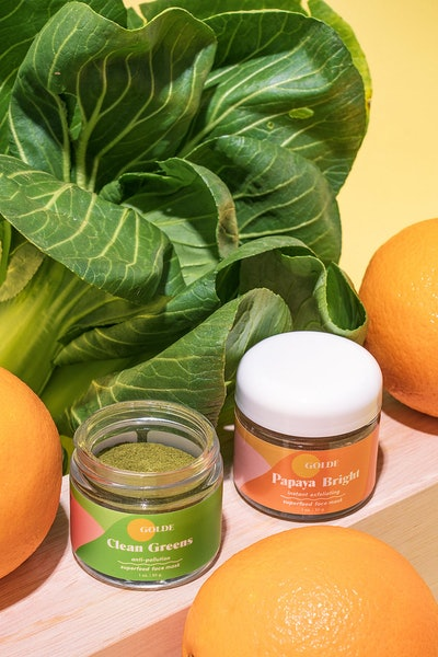 Kit de masque de superaliments