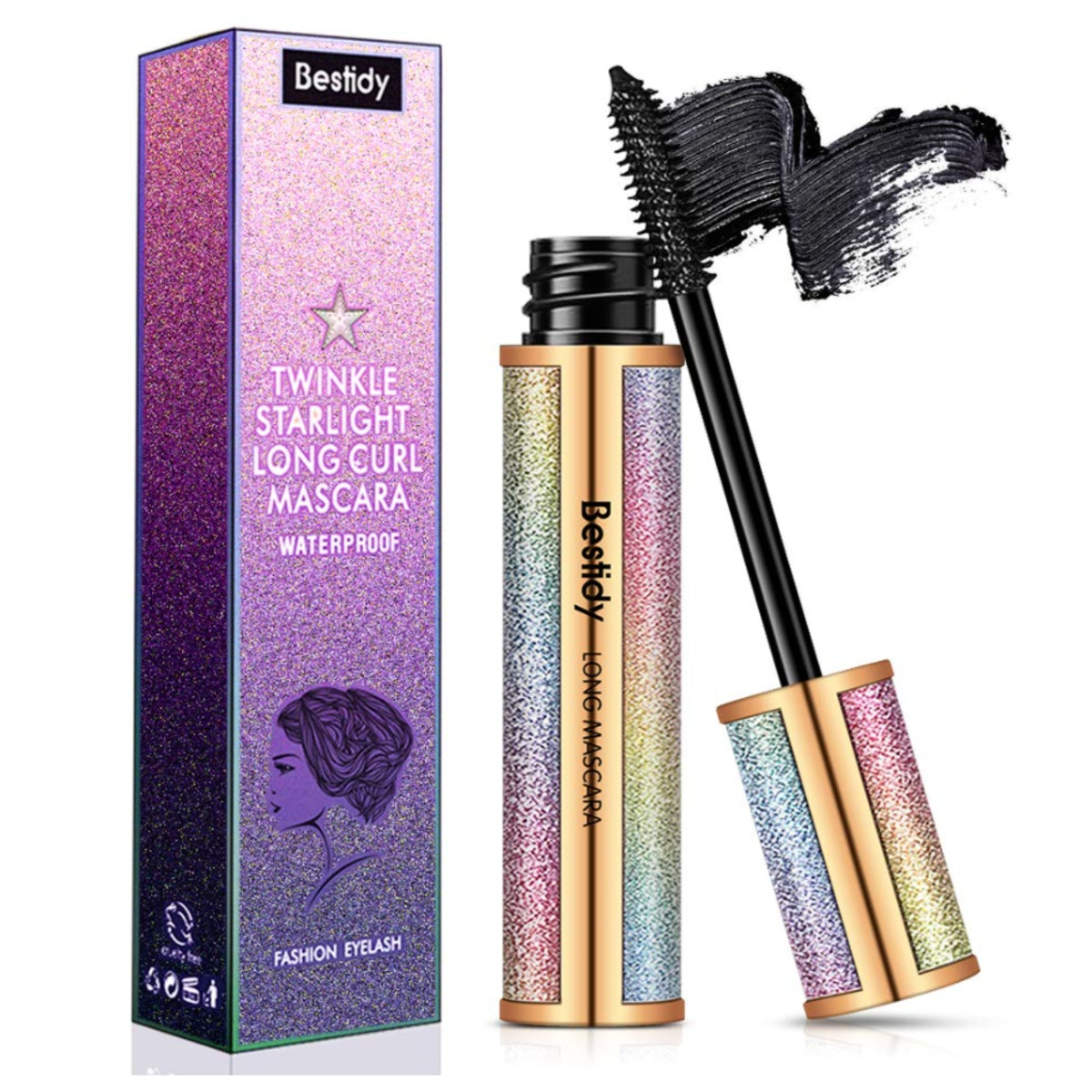 Bestidy Silk Fiber Lash Mascara