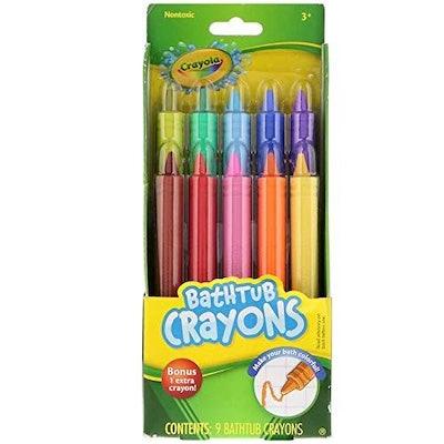Crayola Bathtub Crayons 10-Count (2-Pack)