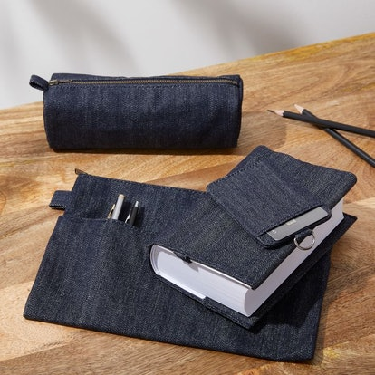 Muji Denim Cases
