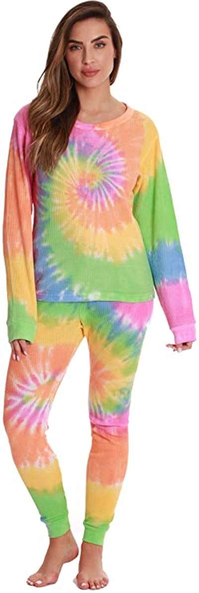 Just Love Thermal Pajamas Set