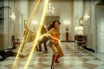 Wonder Woman 1984 Diana Prince