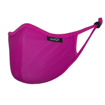 Ultra Sport Face Mask - Magenta