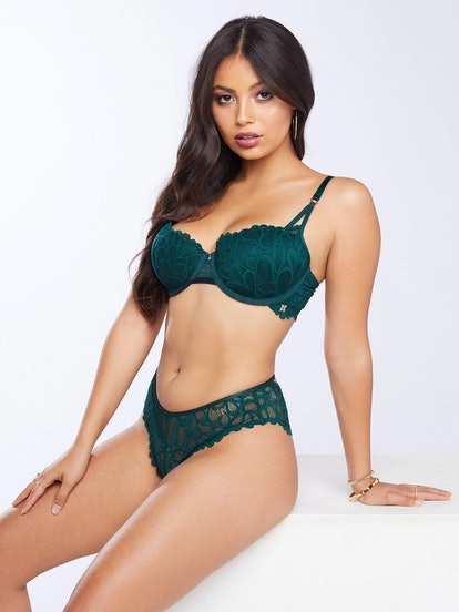 Savage Not Sorry Lightly Lined Lace Balconette Bra