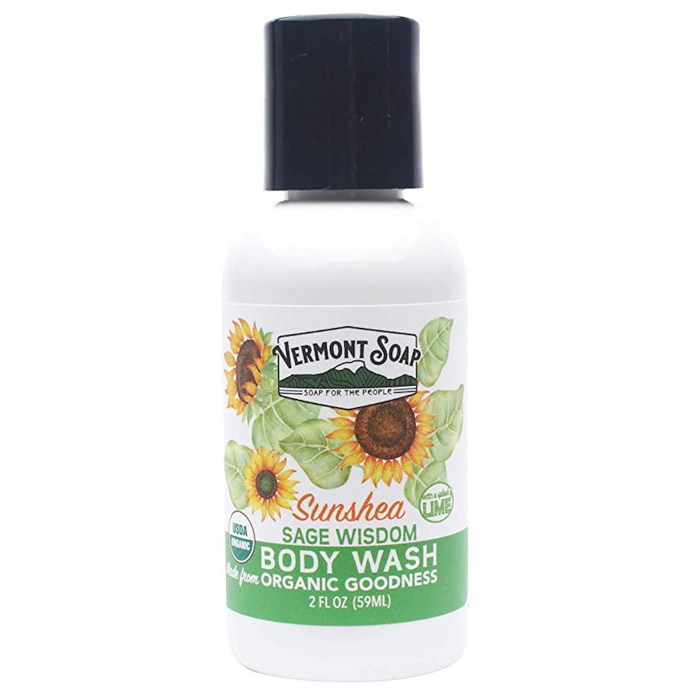 Vermont Soap Sunshea Body Wash (2-Oz.)