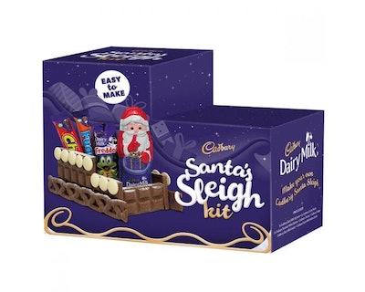 Cadbury Santa's Sleigh Kit