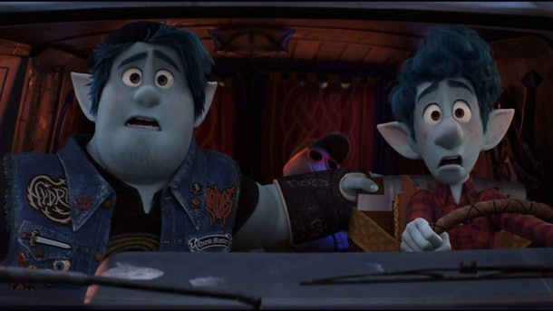 """Chris Pratt and Tom Holland play brothers in Disney Pixar's 2020 movie """"Onward."""""""