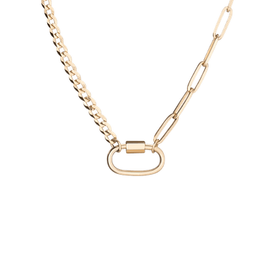 Lioness Chain Necklace