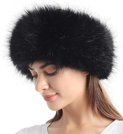 Sy soul young Faux Fur Headband