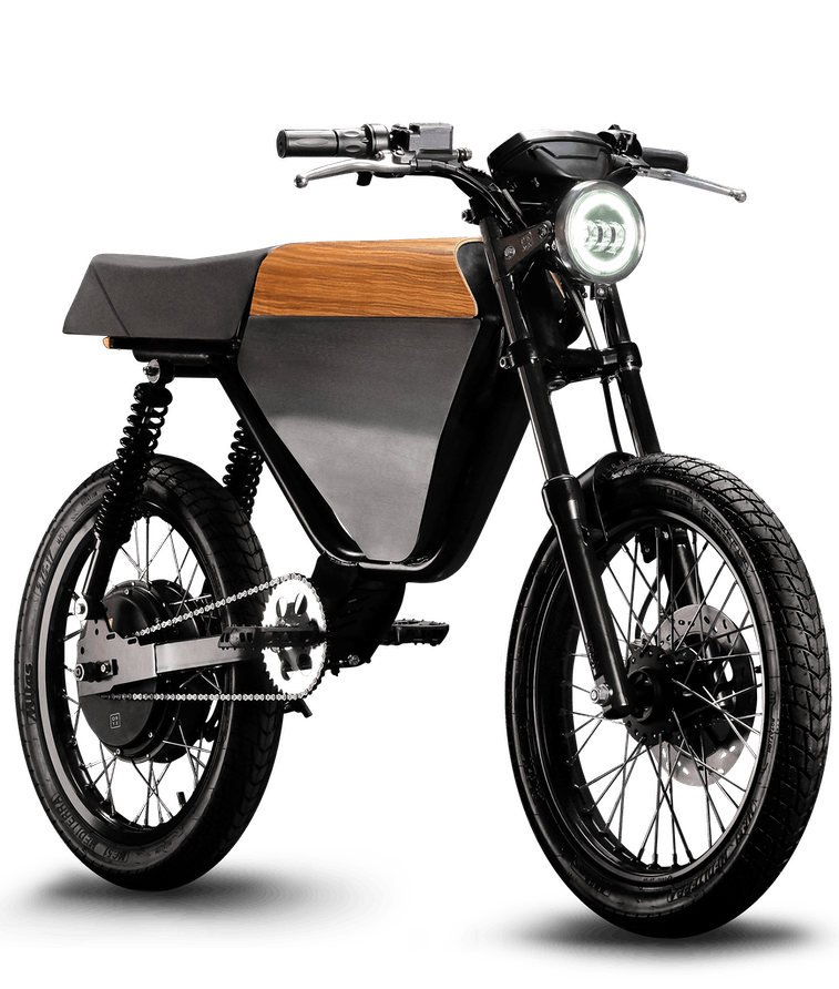The Onyx RCR electric bike