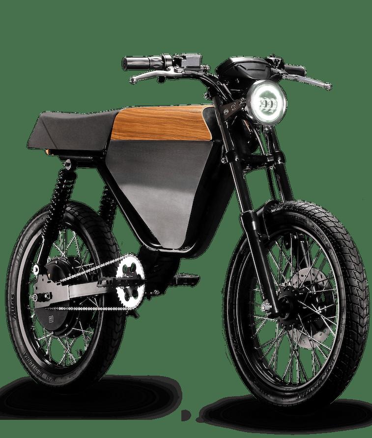 The Onyx RCR electric bike