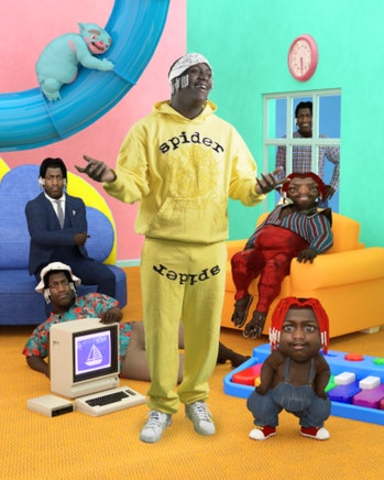Lil Yachty will host the first ever live performance in 3D using the Unreal Engine.