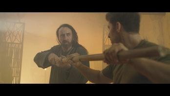 Jiu Jitsu Nicolas Cage