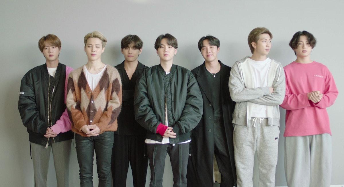 BTS' 'BE' Album