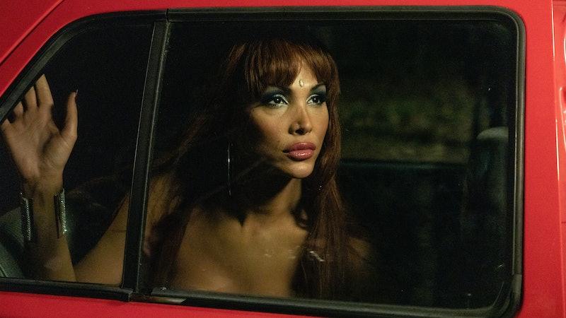 Daniela Santiago in 'Veneno,' via Warner Bros. press site.