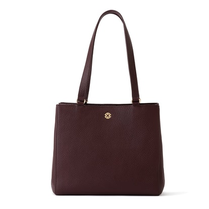 Allyn Leather Tote