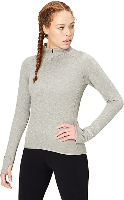 Core 10 Thermal Fitted Run Half-Zip