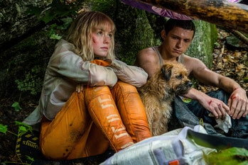 chaos walking tom holland daisy ridley sci-fi dystopian film