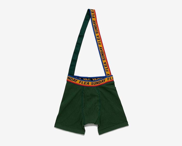 Cactus Plant Flea Market Underwear Bag