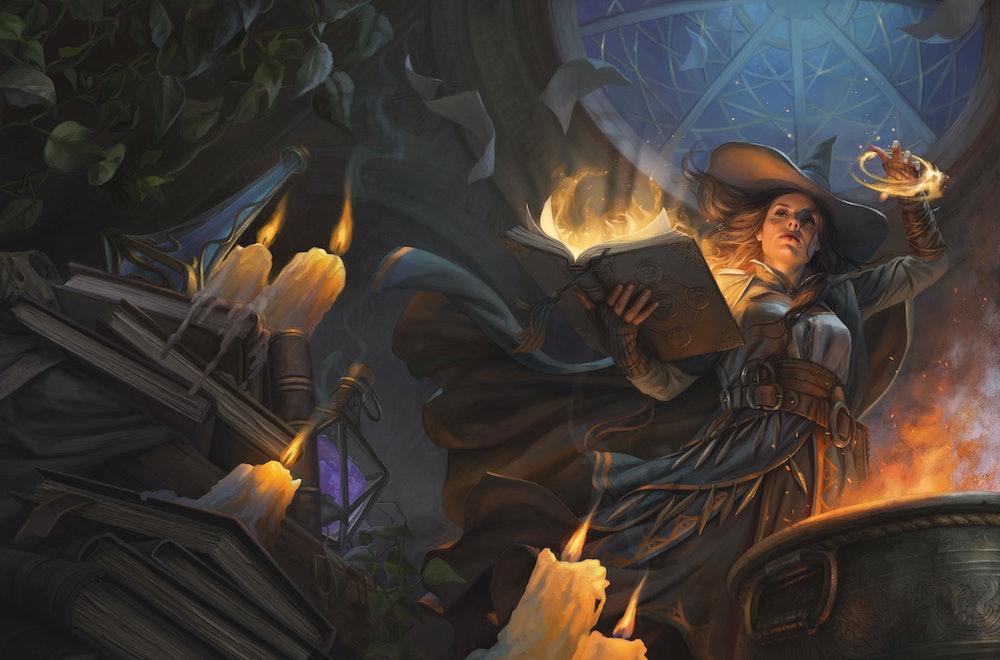 tasha's cauldron of everything D&D cover