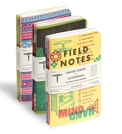 Field Notes Notebook 3-Pack