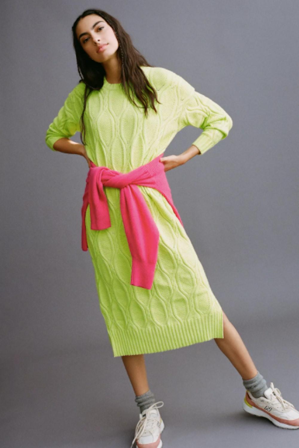Billie Sweater Maxi Dress